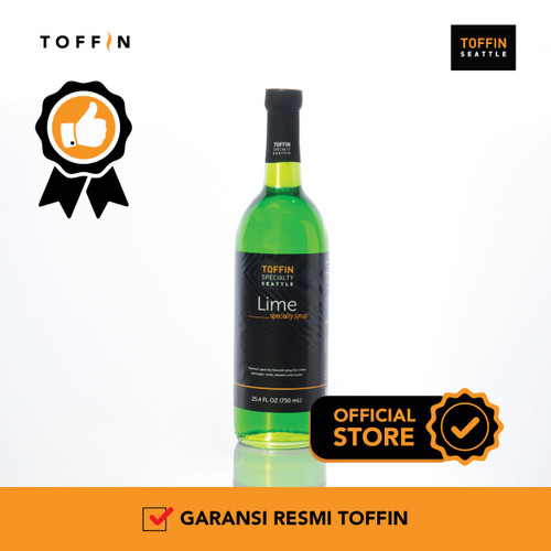 Foto Produk Toffin Syrup Lime dari Toffin Indonesia Official Store