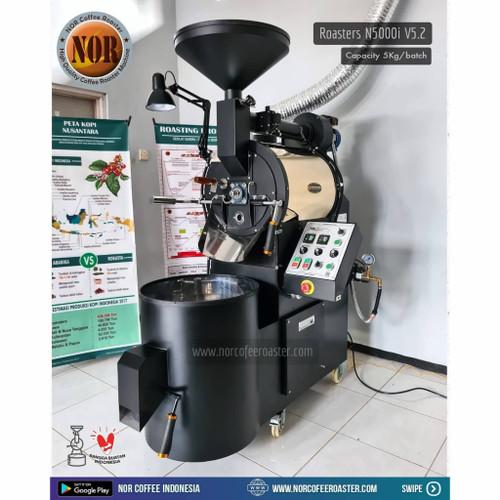 Foto Produk Mesin Roasting Kopi N5000i dari NOR Coffee Indonesia