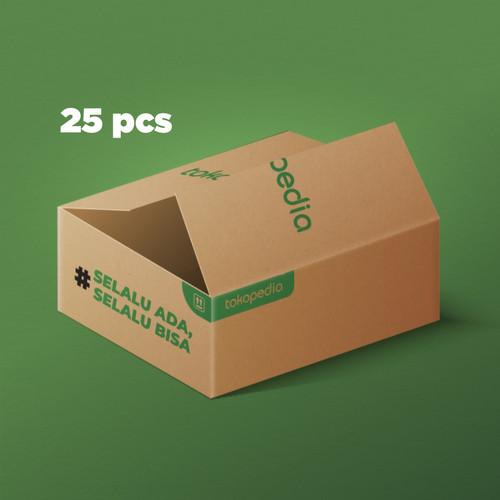 Foto Produk Kardus Box Tokopedia Selalu Ada Selalu Bisa - 25 Pcs dari Tokopedia Merchandise