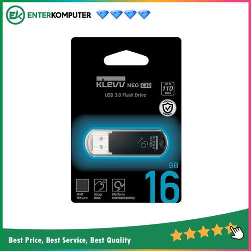 Foto Produk KLEVV NEO C30 16GB - USB 3.0 - K016GUSB3-C3 dari Enter Komputer Official