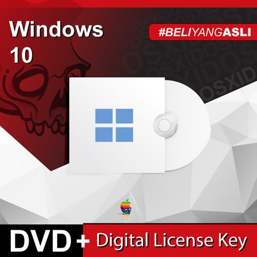 Foto Produk Windows10 Home/Pro/Education/Enterprise/LTSC - Original License - DVD - Win 10 Home dari osx.id