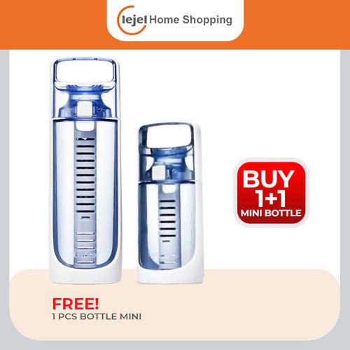 Foto Produk NEW I-WATER Alkali Hydrogen Bottle 1+1 - Shopping Fair dari Lejel Home Shopping Official