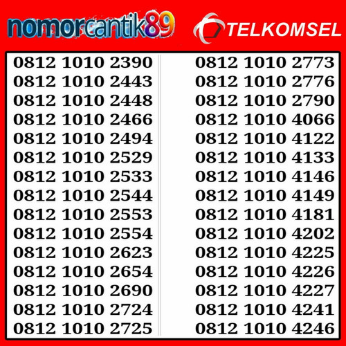 Foto Produk Telkomsell cantik dari NomorCantik89
