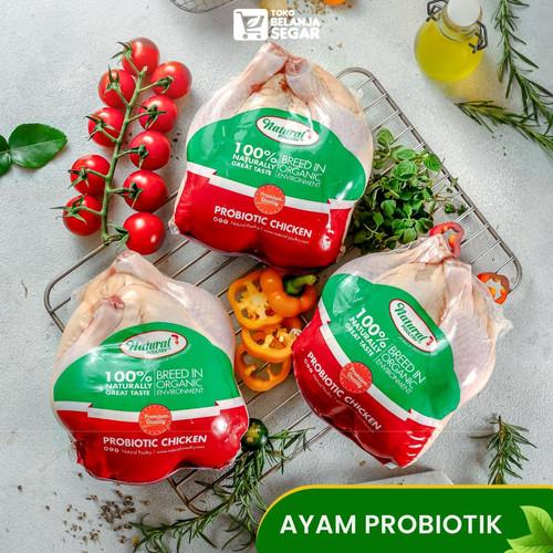 Foto Produk Ayam Probiotik Reguler 800gr-900gr - Natural Poultry dari Belanja Segar