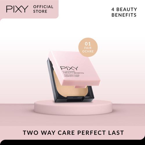 Foto Produk PIXY TWC Perfect Last Fair Ochre 01 - UV Whitening dari Pixy Official Store
