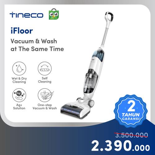Foto Produk Tineco iFLOOR Wet Dry Handheld Vacuum Cleaner Floor Washer Scrubber - iFLOOR dari Tineco Indonesia