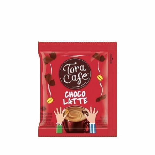 Foto Produk Torabika Tora Cafe Toracafe Choco Latte 10 Sachet dari Logan Market