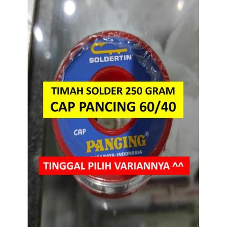Foto Produk Timah Solder Pancing : 0.80,1.00,1.60 mm (1 roll=0.25 kg) - tebal 1.00 dari Tekad Makmur