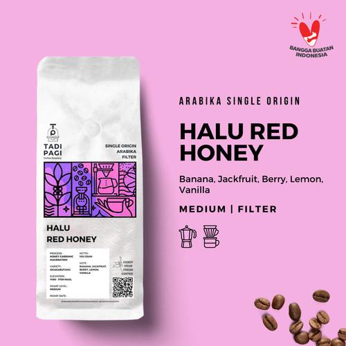 Foto Produk Arabika Gunung Halu 200 gr Roast Bean Coffee dari TADI PAGI ROASTERY