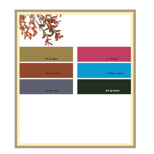 Foto Produk Bahan Kain Rayon Uniqlo Meteran dan Grosir Quality Super - warna lain nya dari multi kain