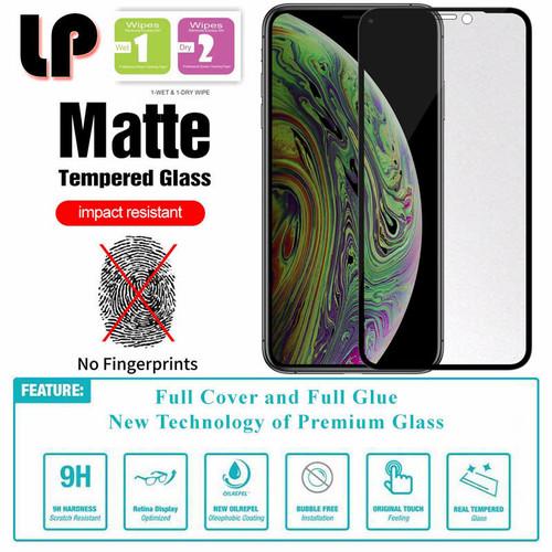 Foto Produk Full Matte Tempered Glass iPhone 11 Pro Max - XS Max dari HPGadget Bandung