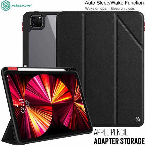 Foto Produk Nillkin Bevel Flip Case iPad Pro 11 2020 2021 dari HPGadget Bandung