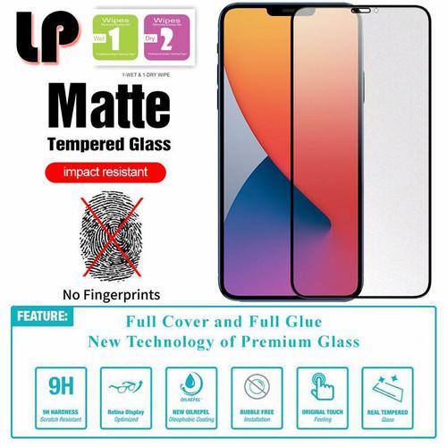 Foto Produk Full Matte Tempered Glass iPhone 12 Pro Max dari HPGadget Bandung