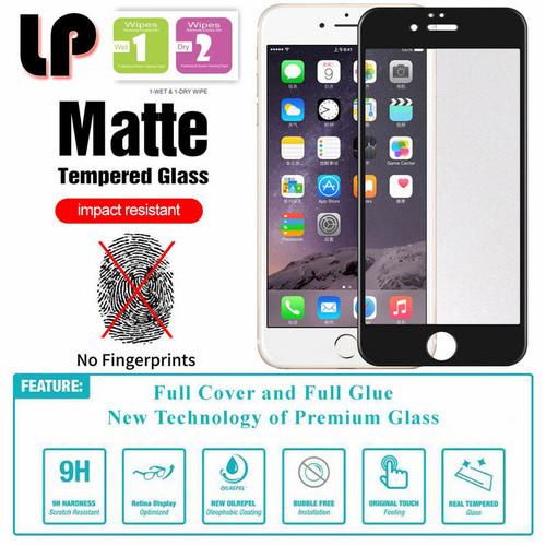 Foto Produk Full Matte Tempered Glass iPhone 6 Plus - 6S Plus dari HPGadget Bandung