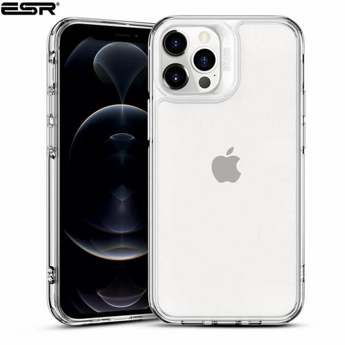 Foto Produk ESR Mimic Glass Case iPhone 12 - 12 Pro dari HPGadget Bandung
