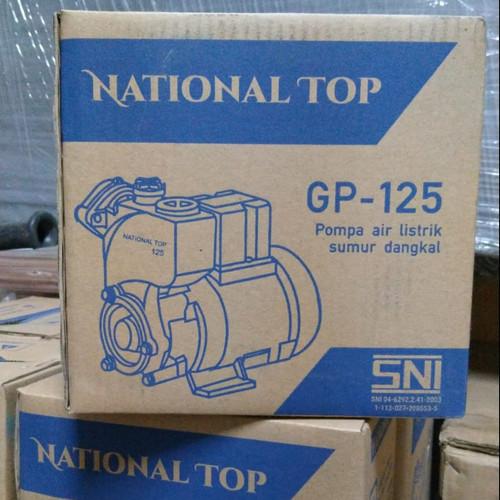 Foto Produk Pompa Air/ Mesin pompa pendorong air NATIONAL KING GP 125 gp125 dari AnH Pump