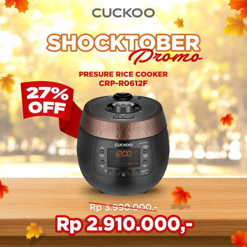 Foto Produk Cuckoo All in One Cooker CRP-R0612F dari CuckooIndonesia