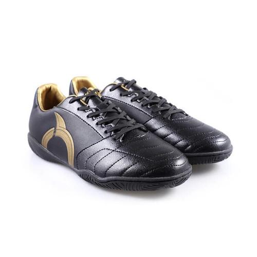 Foto Produk Sepatu futsal Ortuseight original Mirage in black gold new 2020 dari Kicosport
