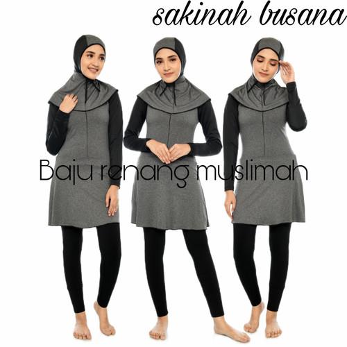 Foto Produk baju renang wanita muslimah dewasa dan remaja model pita dari sakinahbusana