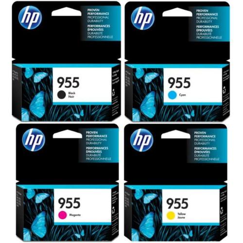 Foto Produk Tinta hp 955 Standart 100% ORI - Black dari PojokITcom Pusat IT Comp