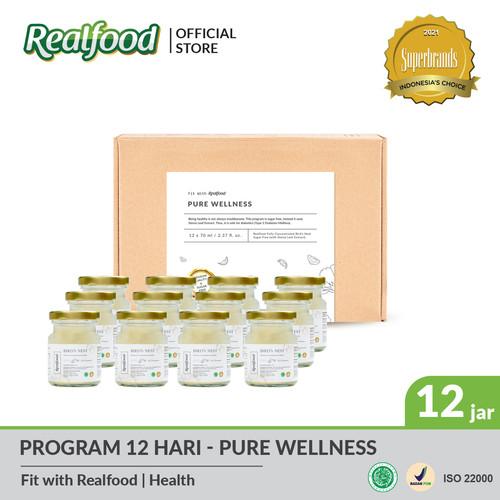 Foto Produk Realfood Pure Wellness Program 12 Hari dari Realfood
