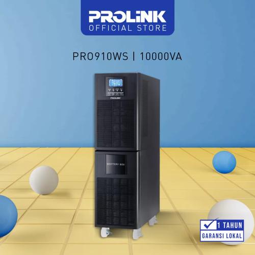 Foto Produk UPS PROLINK PRO901WS 1000VA (1P/1P Online UPS 1000VA) dari PojokITcom Pusat IT Comp