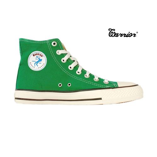Foto Produk Sepatu Warrior Sparta High Cut Dark Green - Hijau dari yk raya