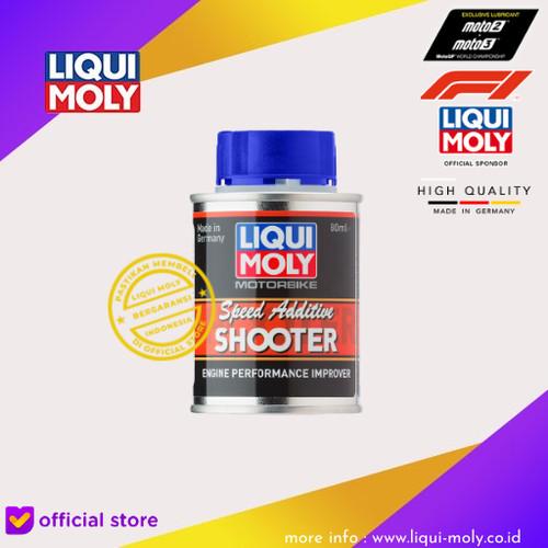 Foto Produk Liqui Moly Motorbike Speed Shooter 80 ml - Aditif Motor 20585 dari Liqui Moly Official