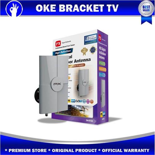 Foto Produk Antena Digital Tv Indoor/Outdoor PX DA-5120 / Antena DIGITAL 100% dari OKE BRACKET TV