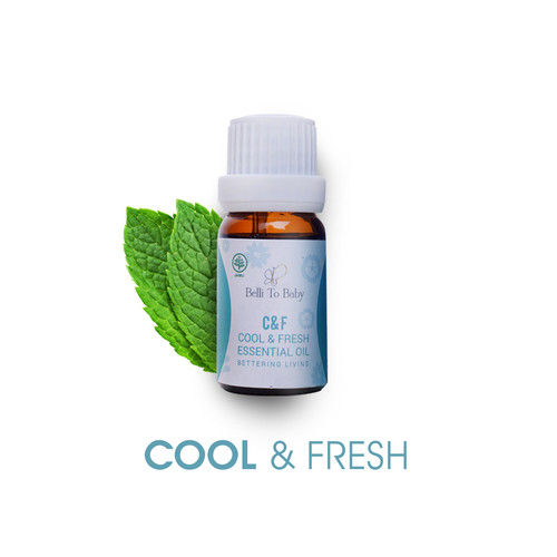 Foto Produk Belli To Baby Cold and Flu Essential Oil dari Belli To Baby