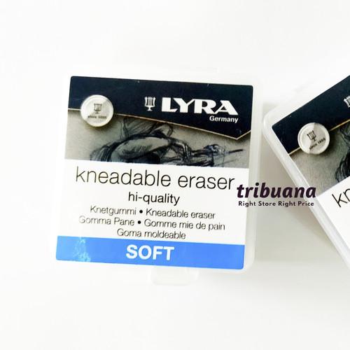 Foto Produk Lyra Kneadable Eraser / Penghapus Uli Plasticin dari Tribuana