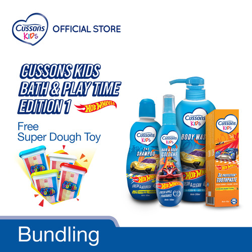 Foto Produk Cussons Kids Bath & Play Time Edition 1 dari Cussons Official Store