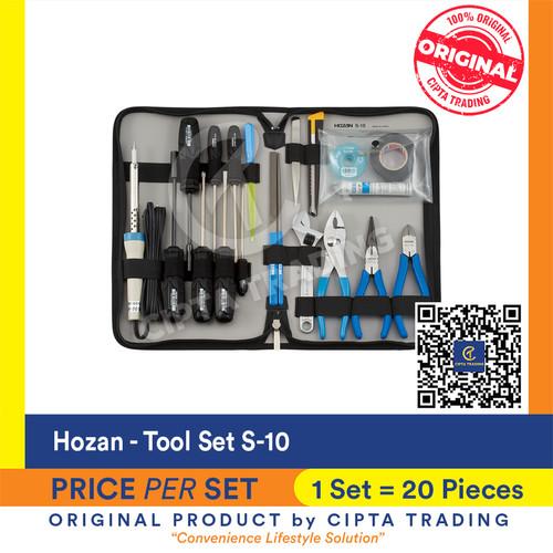 Foto Produk Hozan S-10 Tool Sets dari Cipta Trading