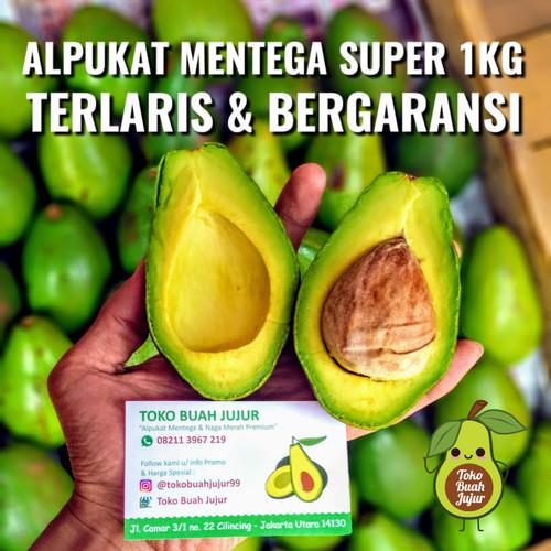 Foto Produk Alpukat Mentega Super - BUAH SEGAR, MINI dari Toko Buah Jujur
