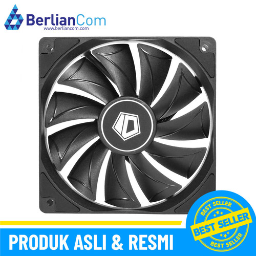 Foto Produk ID-COOLING XF-12025-SD-K 120mm PWM Fan dari BerlianCom