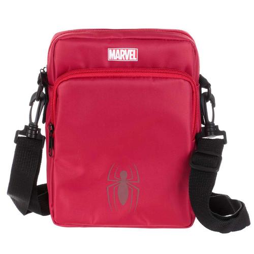Foto Produk MINISO Marvel Tas Selempang Crossbody Shoulder Bag Fashion Sekolah-mix - Merah dari Miniso Indonesia