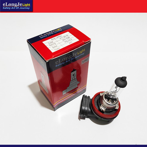 Foto Produk Lampu Halogen H11 24V 70W - ElongJe dari Seraya Shop