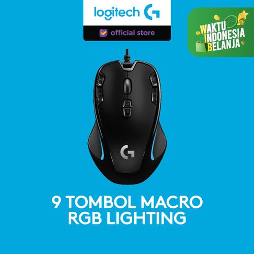 Foto Produk Logitech G300S Gaming Mouse dari Logitech G Official