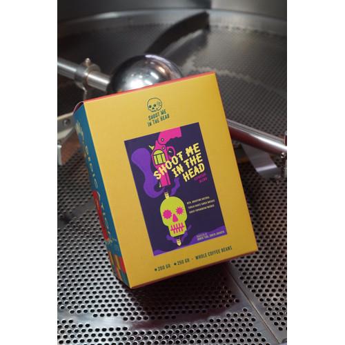 Foto Produk Kopi Arabika Espresso SMITH Blend 250gr - biji kopi dari Shoot Me In The Head