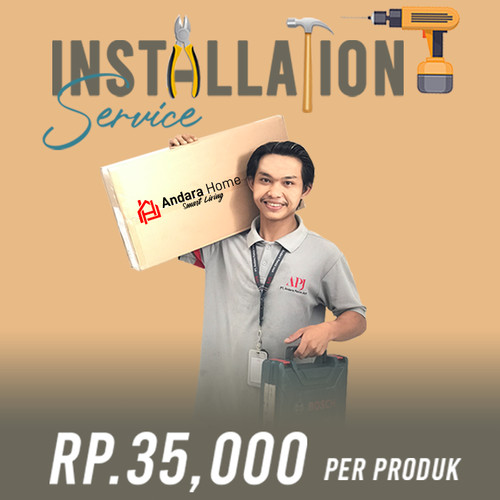 Foto Produk Instalasi Andara Home per produk dari Andara Home Official