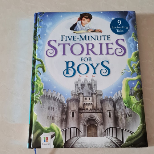 Foto Produk 5 minutes story for boys dari emily collection