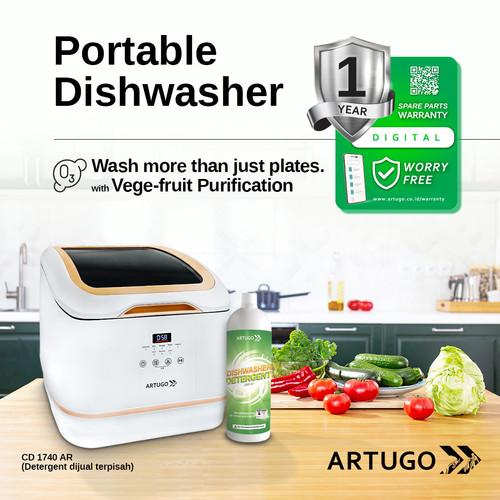Foto Produk Dish Washer ARTUGO CD 1740 AR dari ARTUGO official store