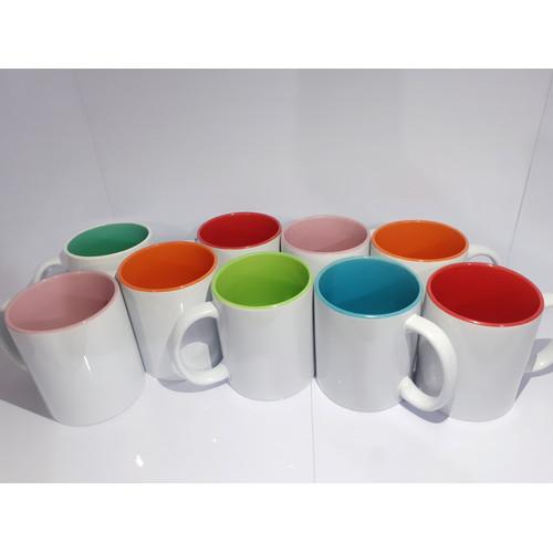 Foto Produk mug warna polos - Biru dari amanah productions