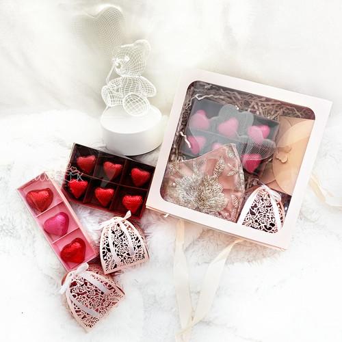 Foto Produk Valentine Lovebox Sleeping Lamp | Valentine Hampers dari LoveBoxGiftBox