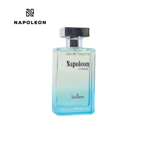 Foto Produk Eau De Toilette Napoleon Bleu 100 ml Unisex - FREE Sisir dari Napoleon Perfume