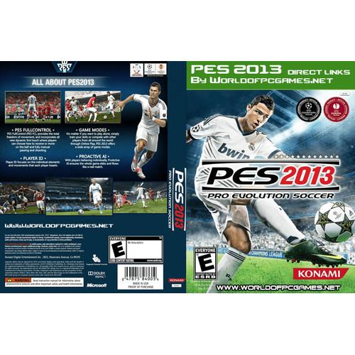 Foto Produk Pro evolution Soccer 2013 - PES 2013 PC GAME 3DVD dari Homebase