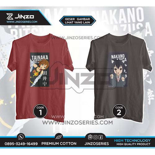 Foto Produk T Shirt Anime K on - M, CODE 1 dari Jinzo Series