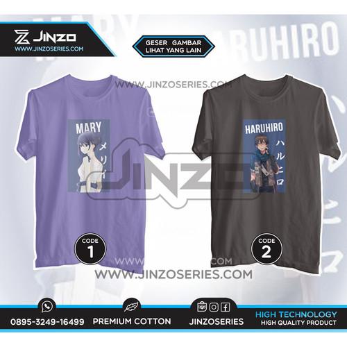 Foto Produk T Shirt Anime Grimgar - M, CODE 1 dari Jinzo Series