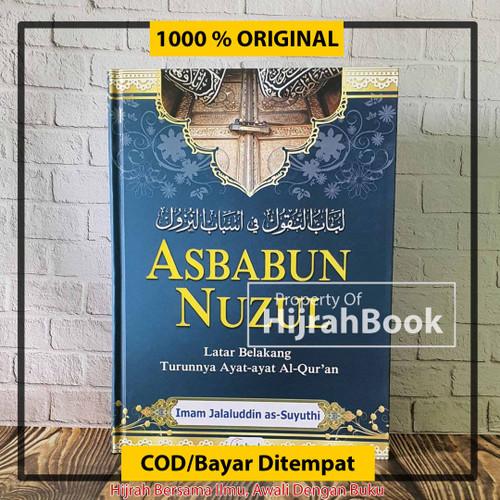 Foto Produk Jual Buku Islami Asbabun Nuzul dari HijrahBook Store