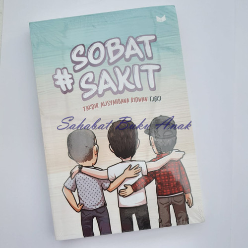 Foto Produk Buku Novel Sobat Sakit dari Sahabat Buku Anak